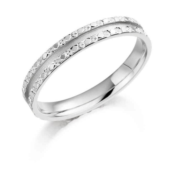 Awesome diamond cut wedding rings uk Google Search