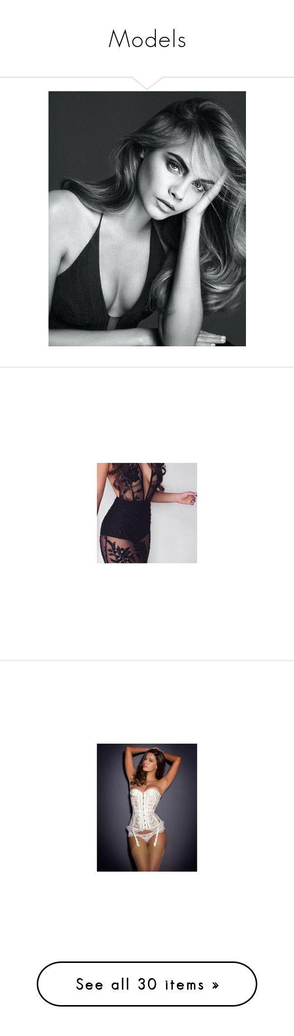 """Models"" by unicornkitty15 ❤ liked on Polyvore featuring intimates, sexy chemise, chemise lingerie, plus size lingerie, plus size chemise, sexy plus size lingerie, women's plus size lingerie, sexy lingerie, lingerie chemise and shapewear"