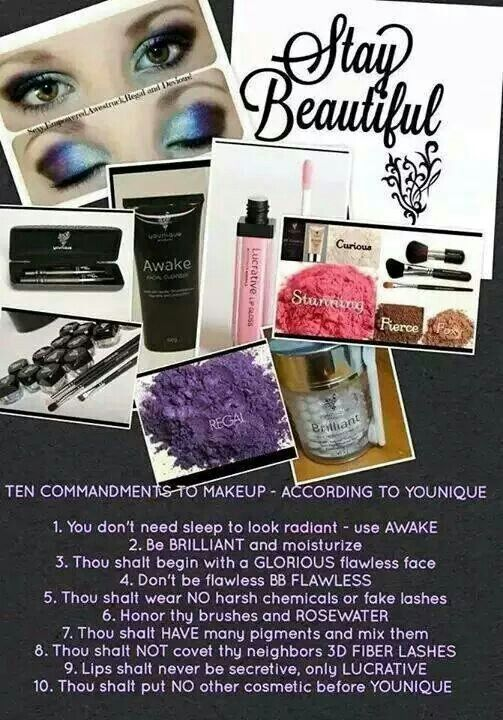 Younique makeup!  Younique UK Founding Presenter www.youniqueproducts.com/ElaineMawhirk