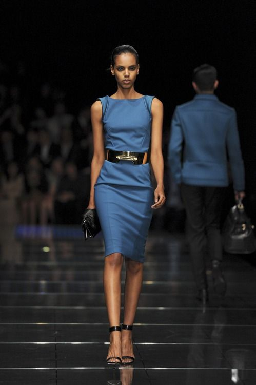 #boss #hugoboss #fashion #style #shanghai #runway #fallwinter #collection #gracemahary