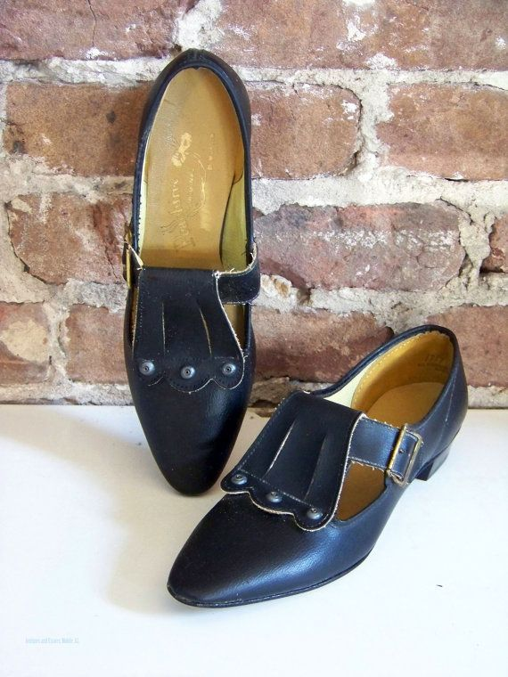 So Mod! Shoe, New Old Stock from the Swinging 60s!