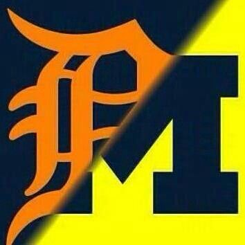 Detroit Tigers and Michigan football nothing better oh of course the Red Wings!!!