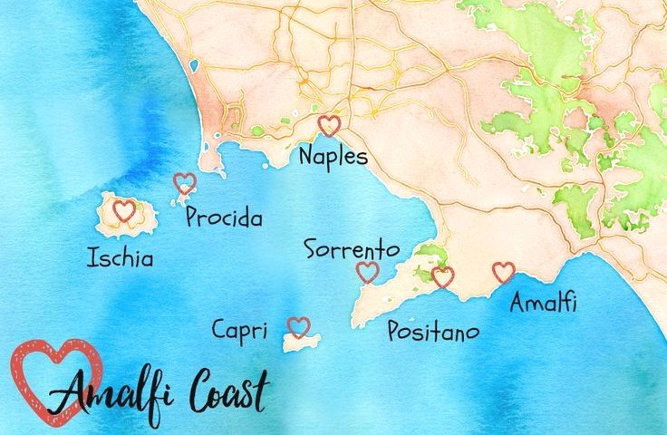 Places To Stay For Your Italy Vacation Resor Resmal Italien