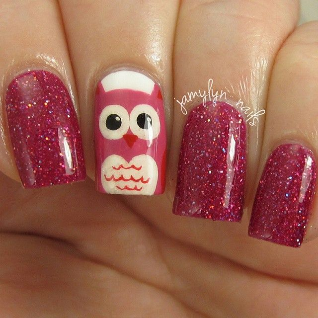 """Happy Valentines's Day, everyone! Any big plans today? My husband and I have none haha Anyway, this gorgeous, I MEAN GORGEOUS polish is 'Wave Function'…"""