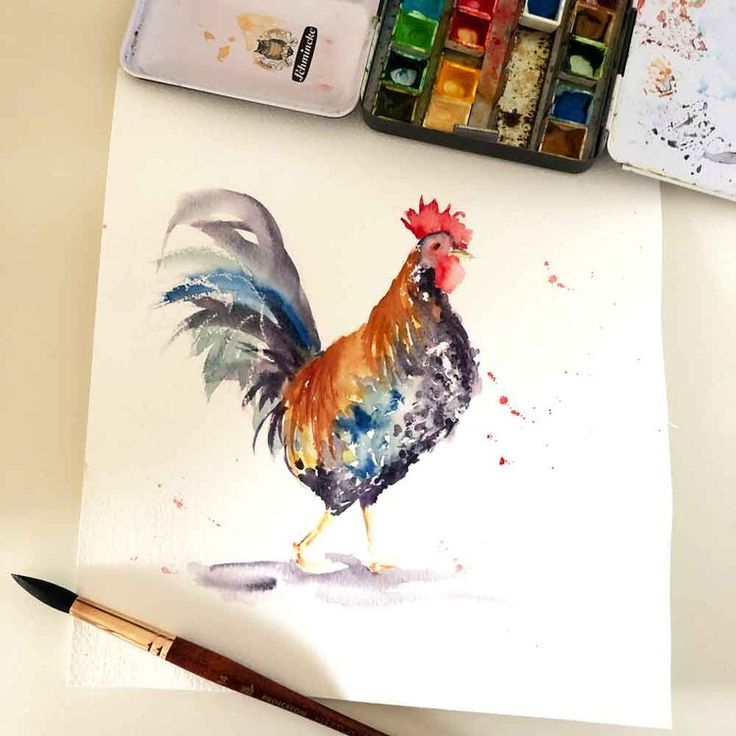 Easy watercolor ideas for beginners 7 good things to
