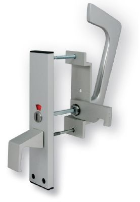 1000 images about surface mounted toilet lock on - Bathroom door that fogs up when locked ...