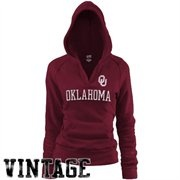 #MyFanaticsWishList @Fanatics ® Oklahoma Sooners Ladies Crimson Rugby Vintage Hoodie Sweatshirt
