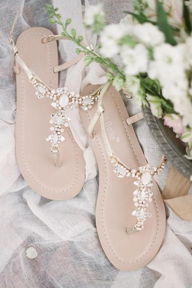 30 Officially The Most Gorgeous Bridal Shoes Wedding Forward Bride Sandals Summer Wedding Shoes Wedding Shoes Sandals