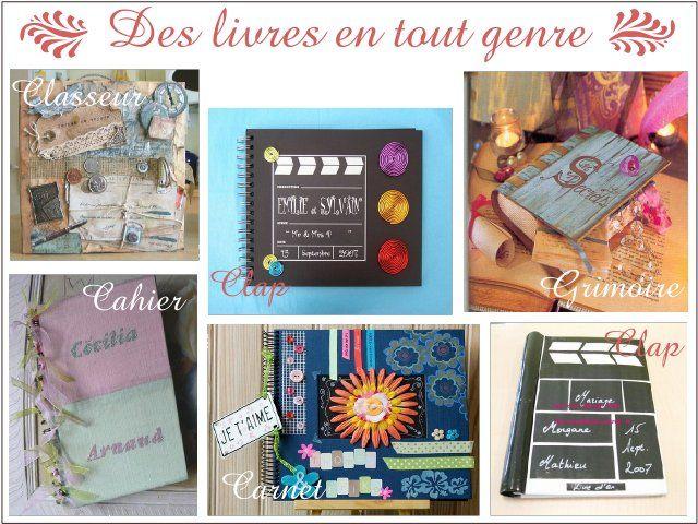 Fabuleux 34 best Scrap - livre d'or images on Pinterest | Coeur d'alene  PY19