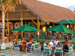 Sunset House Grand Cayman Restaurant Menu