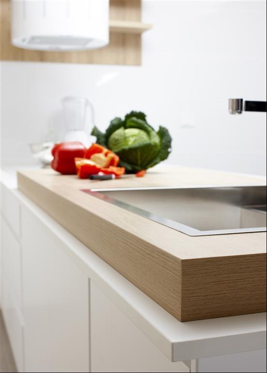 Plan De Travail Cuisine Arrondi Awesome Fabrication Duun Plan De