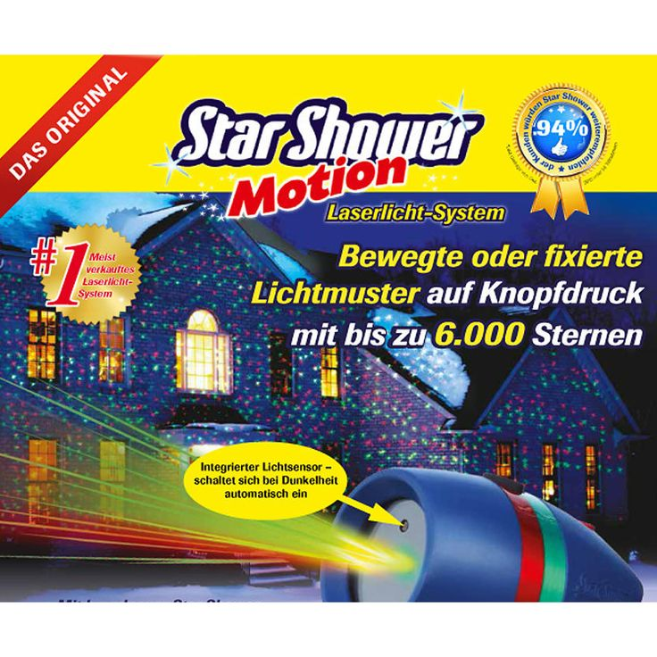 Star Shower Motion la reducere de pret.