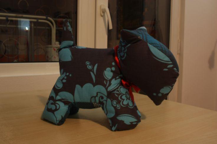 scotty dog sew doll