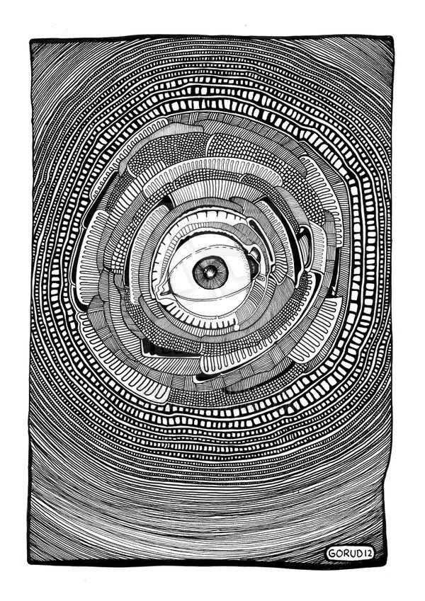 Eye Of The Storm (2012) by GORUD.deviantart.com on @deviantART