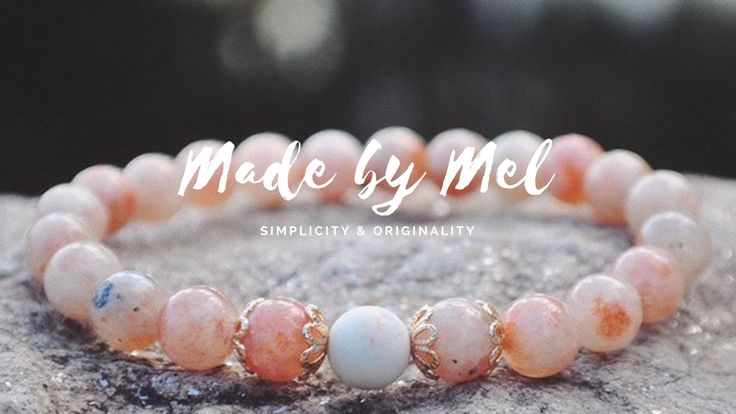 Hello, I'm Mel and not long ago I found my true love for designing jewelry and turned it into a small business. Please check it out!