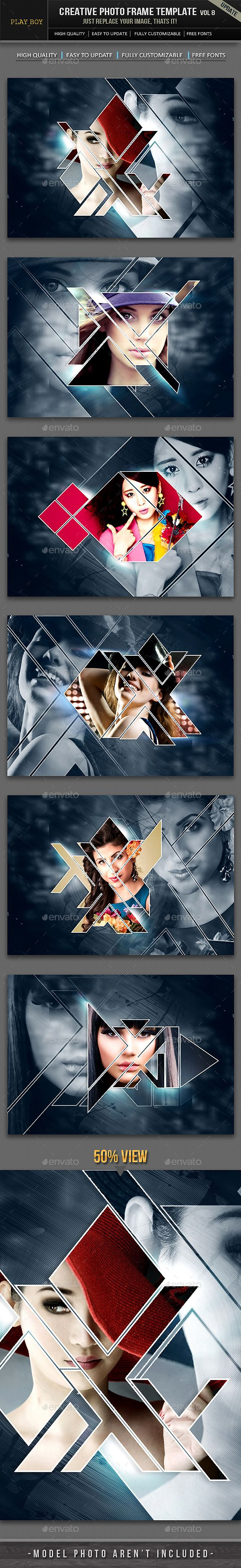 Creative Photo Frame Template PSD Download: http://graphicriver.net/item/creative-photo-frame-template/11467324?ref=ksioks