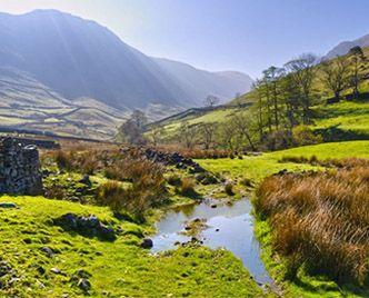 The Lake District is a region of great natural beauty in north-west England, famous for its mountains and lakes - hence the name. Proof that you don't need to travel far to get in touch with the stunning beauty hidden in nature...