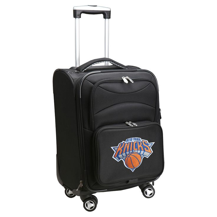NBA New York Knicks Mojo Carry-On Spinner Luggage