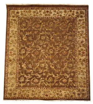 Amristar Tabriz 3 very famous among our customers.   RUG DESCRIPTION Indian Traditional Collection, Amristar Tabriz motif intricately knotted with the finest New Zealand wool & Silk yarns. Contemporary colour palette. Available in 300 x 240 cm & 426 x 309 cm  REDUCED WAS $5150