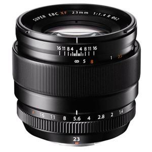 JUST ANNOUNCED! Fujifilm 23mm F/1.4