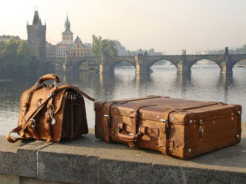 We're a big fan of travelling in style, so why not start with your luggage!