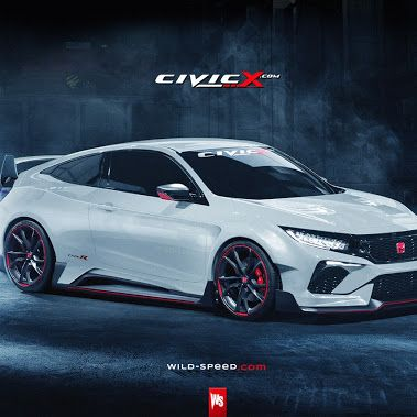 Hondau0027s Next Gen Civic Will Offer A Coupe And Sedan Body Style And Hereu0027s A  Speculative Look At What A Civic Coupe Type R Could Look Like Made By  Civicx ...