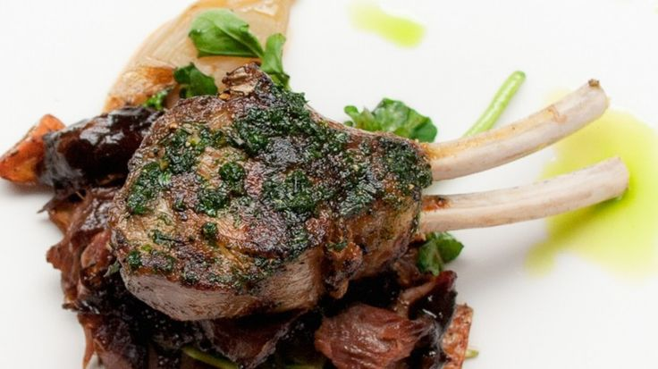 Argentinian grilled lamb chops   Eat North