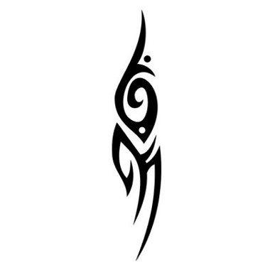 Tatouage tribal 13 - Voilà mon tatouage - Trouvez votre tatouage ...