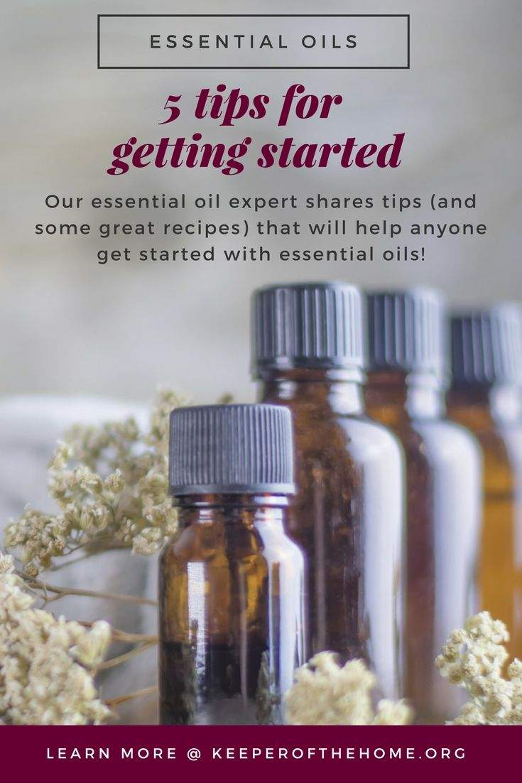 Need help getting started with essential oils? Just looking for some tips (and maybe a recipe or idea) to jumpstart? Here are 5 tips that will help you!