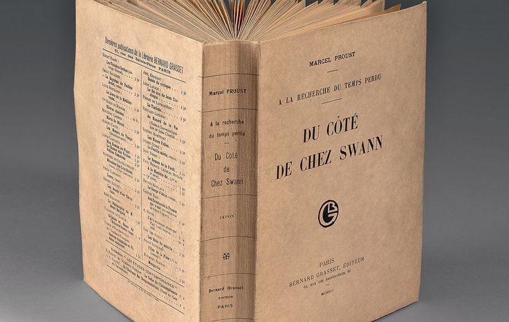 ENCHÈRES - Unique, cet exemplaire de Du côté de chez Swann avait été offert par Proust au peintre Jean Béraud, témoin de l'un de ses duels. Prix du trésor: 800.000 euros.