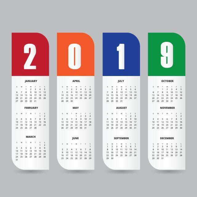 Calendar Design Ideas Desain Kalender Kalender Perencanaan
