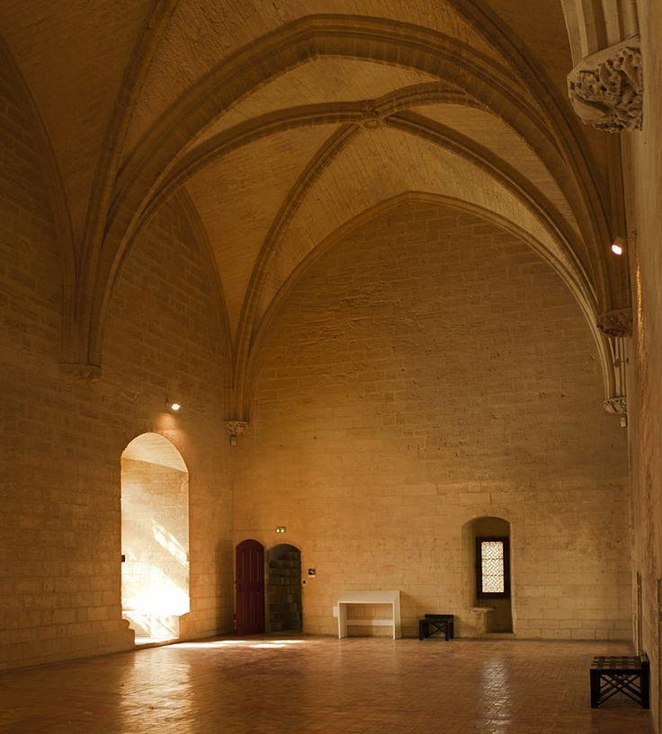 Chambre de l 39 horloge ch teau fort de tarascon bouches - Chambre des metiers des bouches du rhone ...