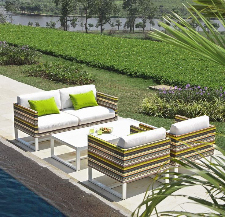 308 best Modern Outdoor Furniture & Spaces images on Pinterest ...
