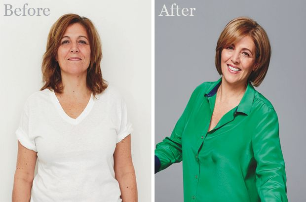 Haircut Tips For Older Women - Anti–Aging Haircuts - Good Housekeeping