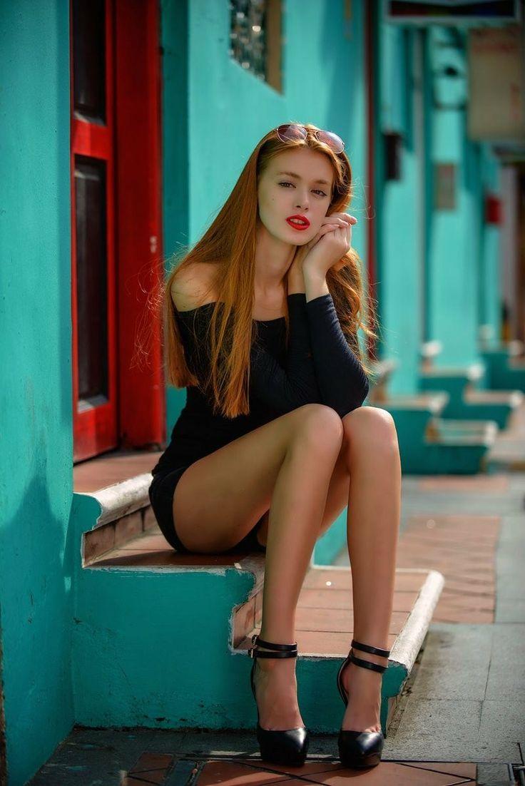 Long legs short skirt