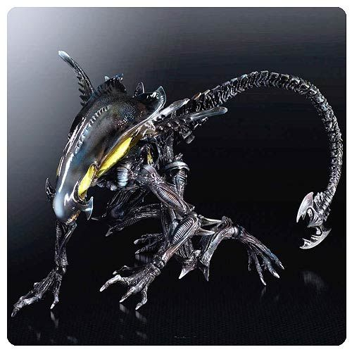 Aliens Colonial Marines Spitter Play Arts Kai Action Figure - Square-Enix - Alien / Aliens - Action Figures at Entertainment Earth