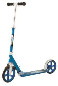 Razor Scooters: Razor A5 LUX Scooter Designed and tested by pro-riders with durability and performance in mind. Extra-large urethane wheels equipped.  It is even easier to fold than the previous Razors. http://awsomegadgetsandtoysforgirlsandboys.com/razor-scooters/ Razor Scooters: Razor A5 LUX Scooter