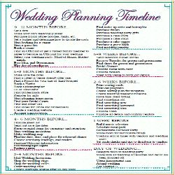 free printable wedding checklist from jess at sleepless in diy bride country