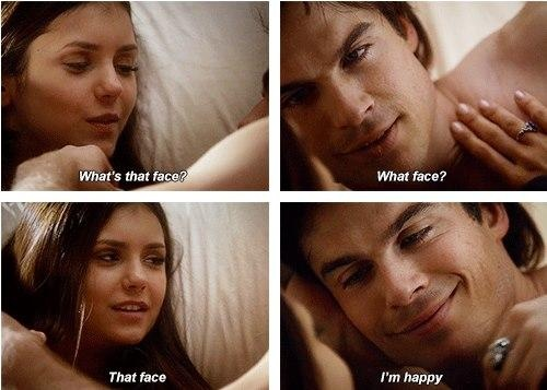 Damon Salvatore And Elena Gilbert Quotes..(I SO Want Them Together)