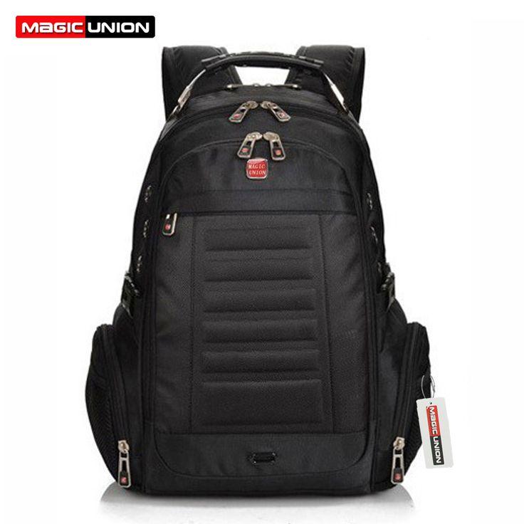 MAGIC UNION Fashion Man Backpack Brand Design Men's Travel Bag Polyester Bag Men Computer Packsack men Backpacks Wholesale #clothing,#shoes,#jewelry,#women,#men,#hats,#watches,#belts,#fashion,#style