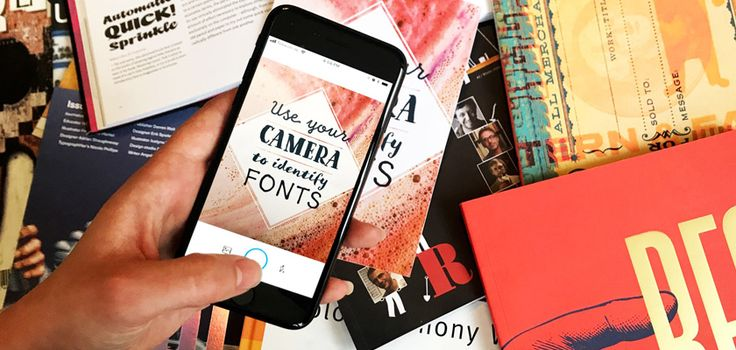 Created by Monotype, #WhatTheFont is a mobile app, which designers can find the fonts they like, just by taking a picture of the text. https://digitalagencynetwork.com/whatthefont-magic-app-can-find-font/