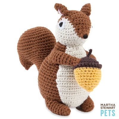 Martha Stewart dog toy, but it's too cute to be just for dogs.