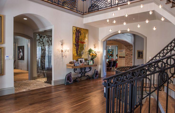 Jordan Spieth House in Dallas - Golfer Jordan Spieth New $7 Million Home