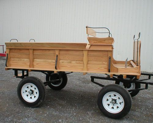 Oak Trail Wagon 12ft