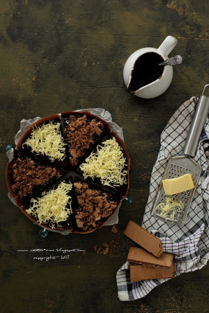 Catatan Nina: MARTABAK BROWNIES