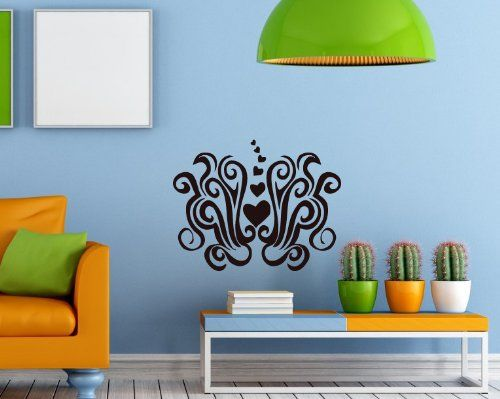 66 best Floral Nature Decals images on Pinterest | Wall vinyl, Nice ...