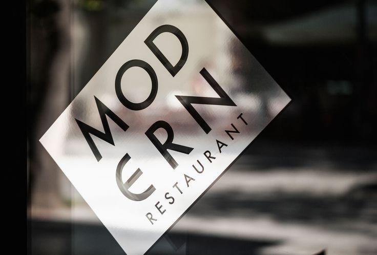 Our #restaurant is modern! #AthensWas #DesignHotel #Athens #Gastronomy