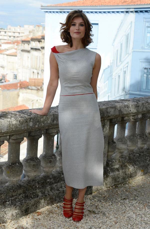Gemma Arterton  (August 2014)