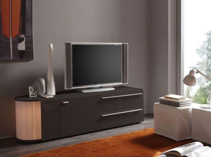 Italian tv stand rondo medium by lc mobili lc for Mobili living moderni