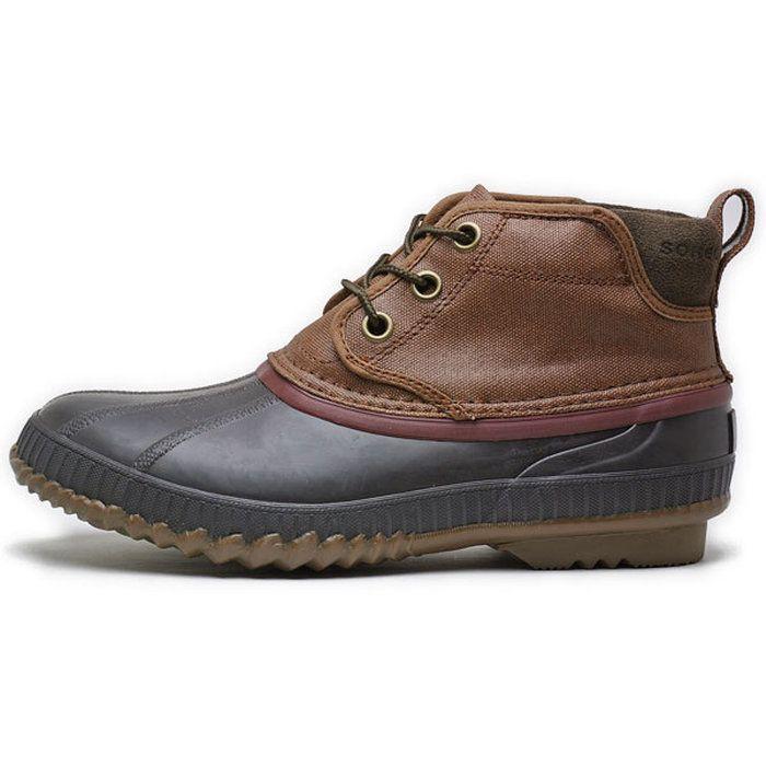 アウトドアとタウンの良いとこどりのソレルのショートブーツ。【送料無料】 ソレル(SOREL) シャイアン レース チャッカ CVS 日本限定モデル SOREL CHEYANNE LACE CHUKKA CVS メンズ 防水 ブーツ ショートブーツ シューズ 靴 LM5197 【あす楽】 10P01Oct16
